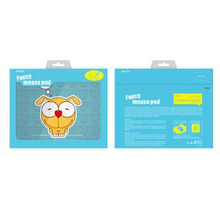 宜适酷(EXCO)可爱狗可爱卡通动漫鼠标垫 大号  加厚创意游戏垫  WMSP-012