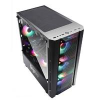 IPASON 攀升 组装台式机(i5-9400F、8GB、128GB、GTX1650)