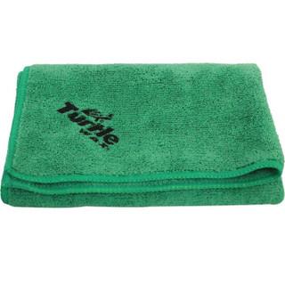 龟牌(Turtle Wax)擦车巾 洗车毛巾 擦车布 擦车毛巾 40*40 TW169*3 (3条装)