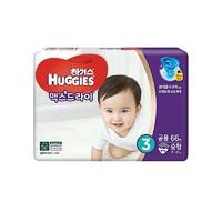 HUGGIES 好奇 铂金升级 超干爽纸尿裤 M号 66片*4包