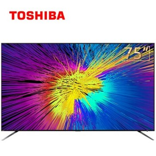 TOSHIBA 东芝 75U6900C 75英寸 4K 液晶电视