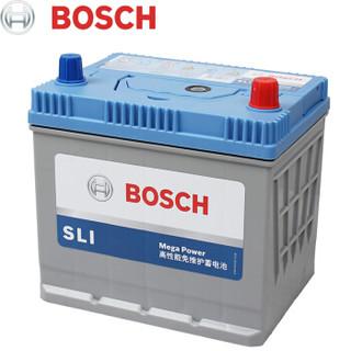 博世(BOSCH)汽车电瓶蓄电池动力神免维护55D23L 12V 丰田花冠卡/罗拉 以旧换新 上门安装