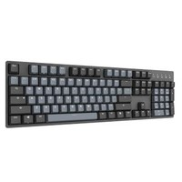 DURGOD 杜伽 K310 104键 机械键盘 深空灰(Cherry银轴、PBT)