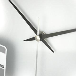 精工(Seiko)时尚创意欧式静音客厅居家挂钟挂表