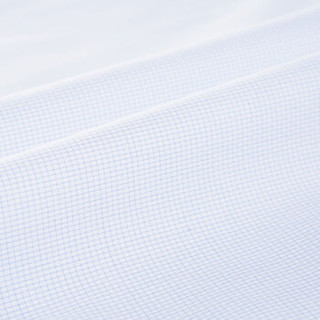 InteRight 免熨烫商务男款长袖衬 (170/88A)M