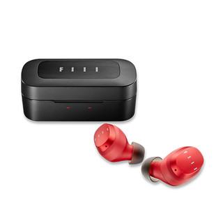 FIIL 斐耳耳机 T1 真无线蓝牙耳机 (魔影红)