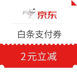 京东 618优惠集结 白条支付券