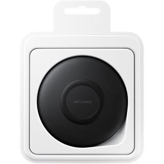 SAMSUNG 三星 P1100 第八代无线快速充电器(15W QI协议) (黑色)