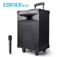 EDIFIER 漫步者 D3-8 专业蓝牙拉杆音箱