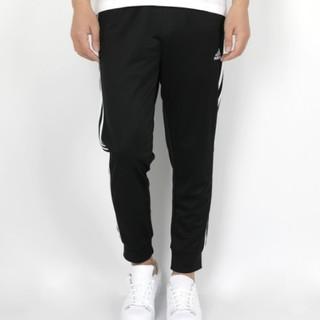 adidas 阿迪达斯 男士运动长裤 TR30P1 黑 S