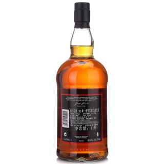 格兰花格(Glenfarclas)洋酒 105苏格兰单一麦芽威士忌1000ml