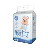Deerting 小鹿叮叮 通用纸尿裤 L80片