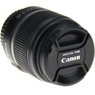 天气不错 67mm佳能镜头盖 适合Canon 70D/80D/700D/750D/7DMark II等单反相机18-135/70-200/70-300mm等