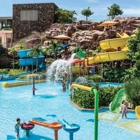 3大泳池无限畅享,7大乐园多年龄段畅玩!三亚香格里拉豪华景观房1-3晚套餐