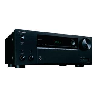 安桥(ONKYO)TX-NR575E 功放 音响 音箱 家庭影院 7.2声道功放机 DTS:X 4K 蓝牙 Wi-Fi 进口