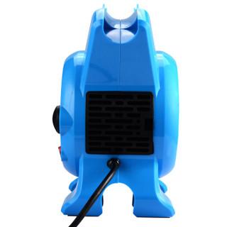 简斯猫咪狗狗大型犬宠物吹水机吹风机大功率吹风机吹毛机烘干机 蓝色(PD-X901)