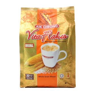 马来西亚进口 益昌即溶麦片3合1(原味) 600g