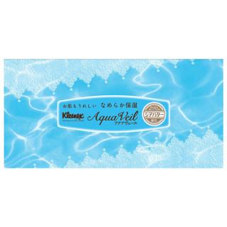 舒洁抽纸纸巾针对鼻炎鼻涕保湿柔软纸巾180 抽/盒×5 日本原装进口 京东海外直采