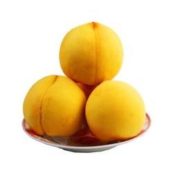 现摘黄油桃桃子新鲜水果1.5kg