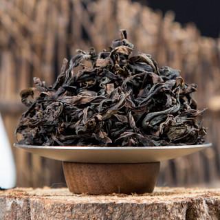 武夷星 茶叶 乌龙茶 武夷山大红袍茶叶武夷岩茶茗言 50g(武夷山原产地)