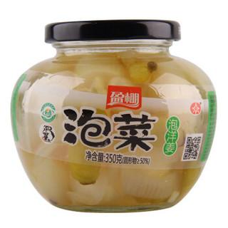 盈棚 四川泡菜 泡洋姜 350g