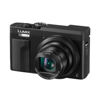 松下(Panasonic)ZS70大变焦数码相机//卡片机 、30倍光学变焦、自拍美颜、WIFI传输 黑色