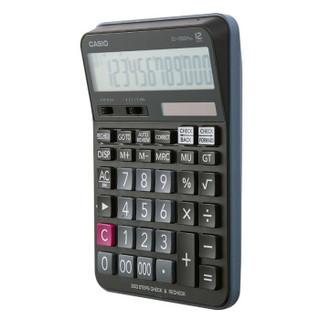 卡西欧(CASIO)DJ-120DPlus 办公百步回查 300步回查 计算器