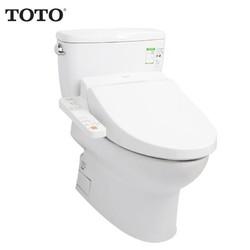 TOTO 东陶 CW764RB+TCF343CS 卫洗丽+智能马桶盖套餐