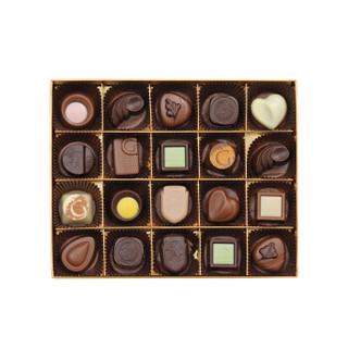 GODIVA 歌帝梵 GDV03815 金装品鉴系列巧克力礼盒 混合口味 225g 盒装