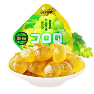 UHA 悠哈 酷露露 果汁软糖 52g*3袋 袋装