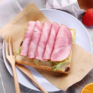 伊藤食品 方便包后腿火腿 低温冷藏熟食 95g/袋 日式