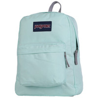 JANSPORT 杰斯伯 学生休闲运动包双肩包背包书包T5010RC纯色