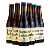 罗斯福啤酒(10号*2/8号*2/6号*2)6瓶装