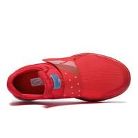 SATCHI 沙驰 潮流运动时尚休闲防滑耐磨健步鞋女鞋M70110 红色 37