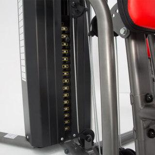 必艾奇BH综合训练器多功能健身器材力量训练器三人站G162