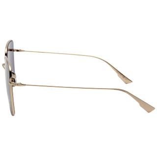 DIOR 迪奥 女款方框超细金属框架太阳镜时尚遮阳墨镜Stellaire1 蓝色 59mm