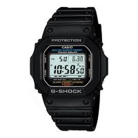 Casio 卡西欧 G-SHOCK G-5600E-1 太阳能电子表