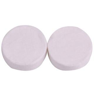 丝妍(Silky Beauty) 压缩面膜20粒 面膜纸化妆棉轻薄贴合温和亲肤(颜色随机)