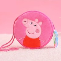 Peppa Pig 小猪佩奇 佩奇挎包