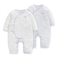 gb 好孩子 婴幼儿连体衣 2件装