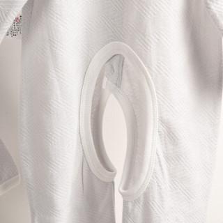 童泰婴儿礼盒新生儿宝宝衣服四季纯棉内衣7件装 灰色