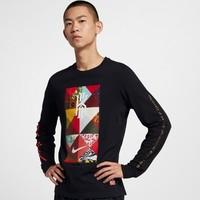 NIKE DRI-FIT KYRIE BV8243 男子长袖T恤