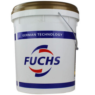 福斯(FUCHS)金力达柴油机油 15W-40 CI-4级 18L汽车用品