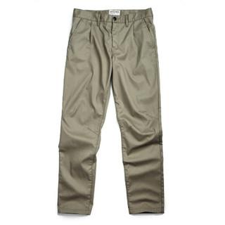 AK男装 (AKSERIES)休闲特工款收口长裤 军绿 36