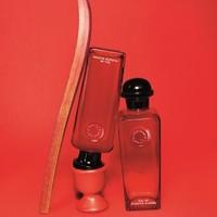 HERMÈS 爱马仕 血色大黄 香水套装 (香水100ml+小样7.5ml+香氛皂50g)