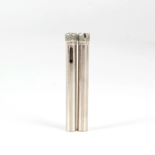 吉米家居 JM-G14506 金刚砂玻璃开孔器玻璃钻头陶瓷瓷砖钻孔取孔磨佛珠玉石开口6mm10支装