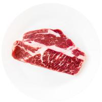 THOMAS FARMS 澳洲安格斯上脑牛排 200g*4件+蒙牛 特仑苏 原味酸牛奶 115g*3杯*3件 +凑单品