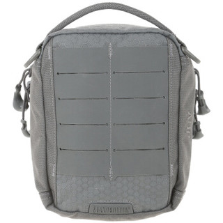 MAXPEDITION 美国马盖先 户外军迷 多功能扩展模组 腰包 外挂包 休闲运动包 杂物收纳包 AUPGRY灰色