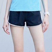 LI-NING 李宁 AKSP172 女士运动短裤