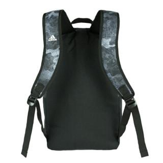 adidas 阿迪达斯 男女款休闲运动双肩包 CG0523 黑色